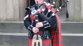 Bagpipes Wallpaper For IPhone Download