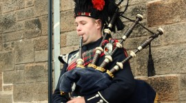 Bagpipes Wallpaper For IPhone Free