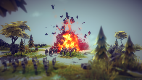 Besiege wallpapers high quality