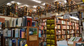 Book Shop Desktop Wallpaper