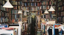 Book Shop Desktop Wallpaper Free
