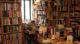Book Shop Desktop Wallpaper HD