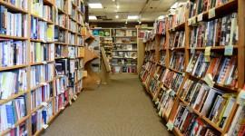 Book Shop High Quality Wallpaper
