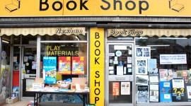 Book Shop Wallpaper