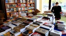 Book Shop Wallpaper Background
