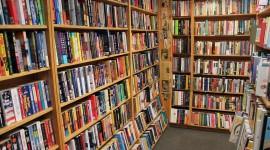 Book Shop Wallpaper Download Free