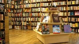 Book Shop Wallpaper For Desktop