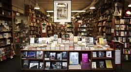Book Shop Wallpaper Full HD