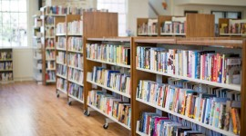 Book Shop Wallpaper HD