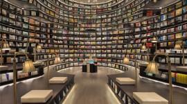 Book Shop Wallpaper HQ