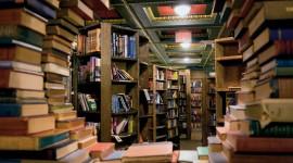 Book Shop Wallpaper High Definition