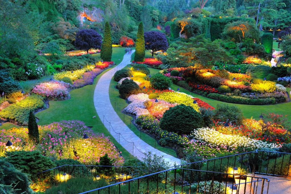 Butchart Gardens wallpapers HD