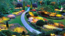 Butchart Gardens Best Wallpaper