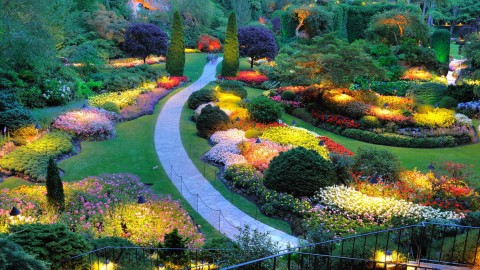 Butchart Gardens wallpapers high quality