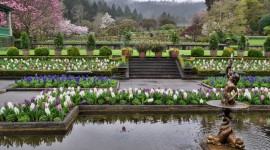 Butchart Gardens Photo