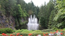 Butchart Gardens Picture Download