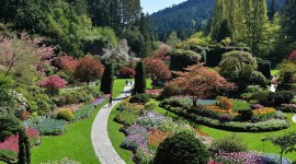 Butchart Gardens Wallpaper For Desktop