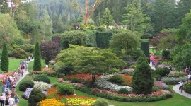 Butchart Gardens Wallpaper For IPhone