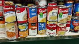 Canned Food Desktop Wallpaper Free