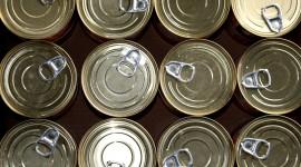 Canned Food Desktop Wallpaper HD