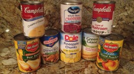 Canned Food Wallpaper Download Free