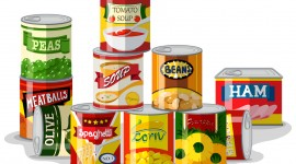 Canned Food Wallpaper Free