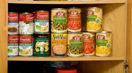 Canned Food Wallpaper Full HD