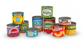 Canned Food Wallpaper HQ