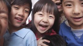Chinese Children High Quality Wallpaper