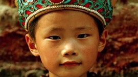 Chinese Children Wallpaper For IPhone 6