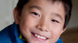 Chinese Children Wallpaper For IPhone Download