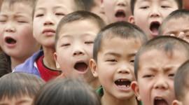Chinese Children Wallpaper Full HD