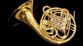 French Horn Best Wallpaper