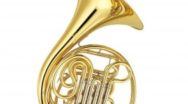 French Horn Wallpaper For IPhone