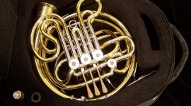 French Horn Wallpaper Gallery