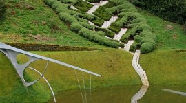 Garden Of Cosmic Speculation For Mobile