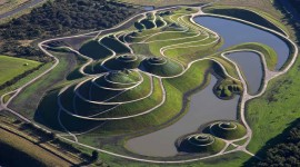 Garden Of Cosmic Speculation Photo