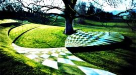 Garden Of Cosmic Speculation Wallpaper