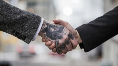 Handshake wallpapers high quality
