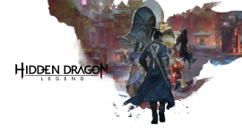 Hidden Dragon Legend Wallpaper