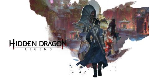 Hidden Dragon Legend wallpapers high quality