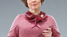 Imelda Staunton Wallpaper For IPhone 6