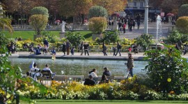 Jardin Du Luxembourg Aircraft Picture