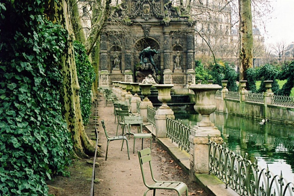 Jardin Du Luxembourg wallpapers HD