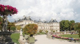 Jardin Du Luxembourg Image Download