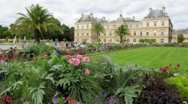 Jardin Du Luxembourg Photo Free#1