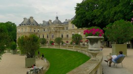 Jardin Du Luxembourg Photo#1