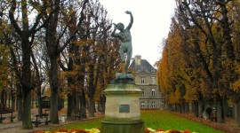 Jardin Du Luxembourg Wallpaper For Android
