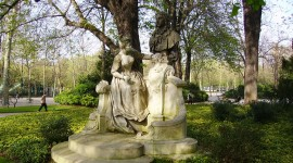 Jardin Du Luxembourg Wallpaper HQ