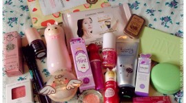 Korean Cosmetics Wallpaper Download Free
